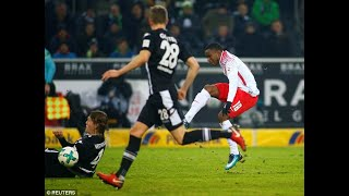 Ademola Lookman hails 'amazing' RB Leipzig debut after becoming first Englishman to score in