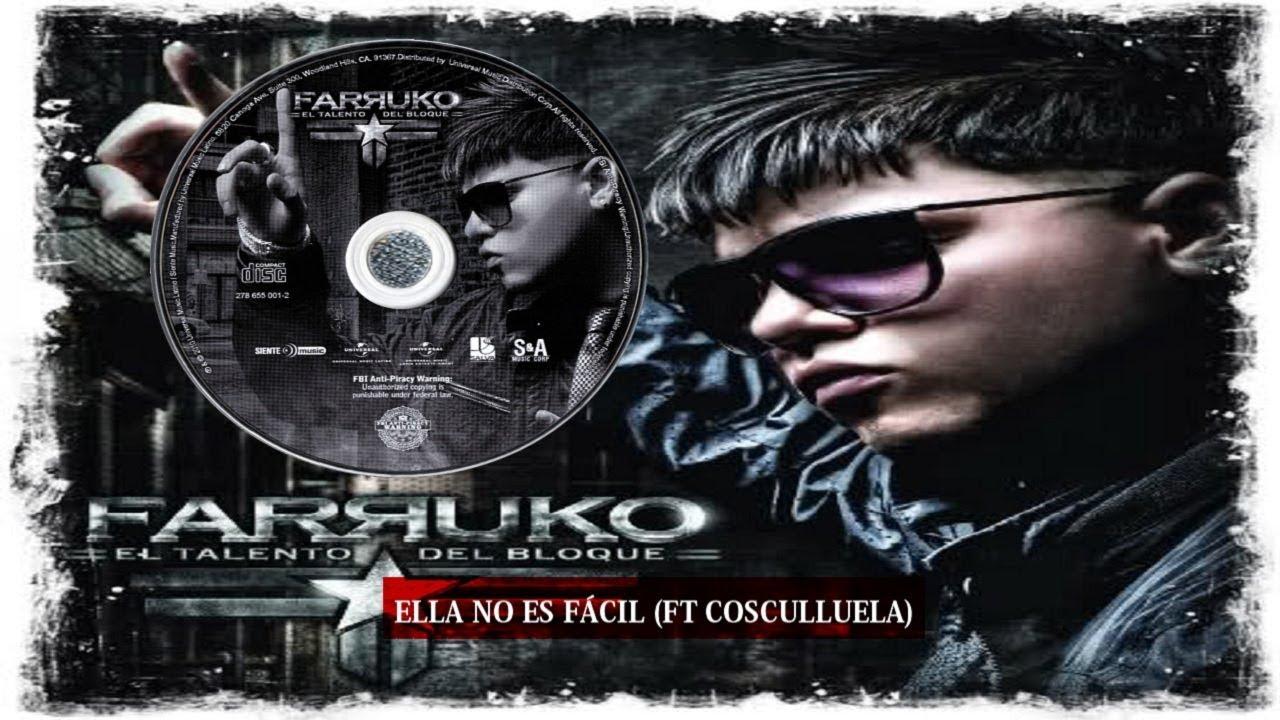 cd farruko el talento del bloque 2010