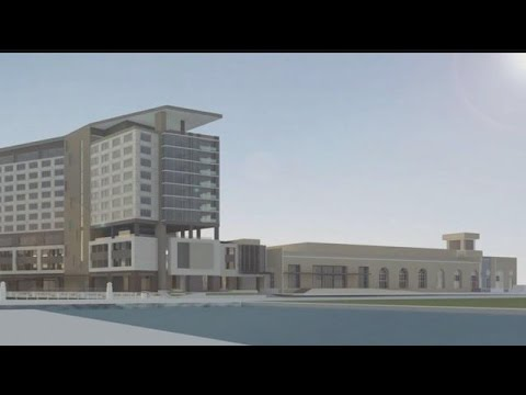 Downtown Fort Myers Harborside Hotel Plans Unveiled