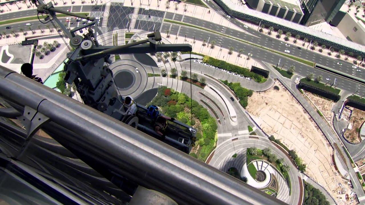 Explore Views of the Burj Khalifa with Google Maps 1920x1080 - YouTube