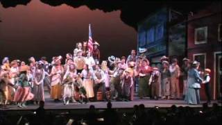 The Music Man- Wells Fargo Wagon