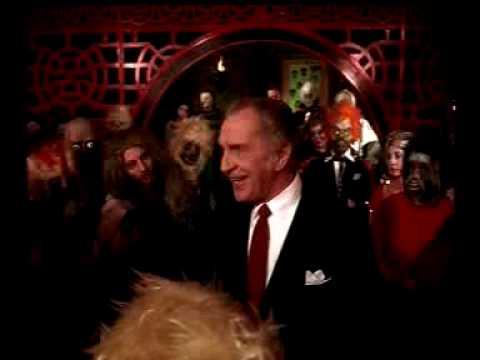 Vincent Price's Monster Mash