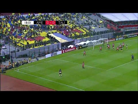 Rocket League Goal 19' | America vs Tauro