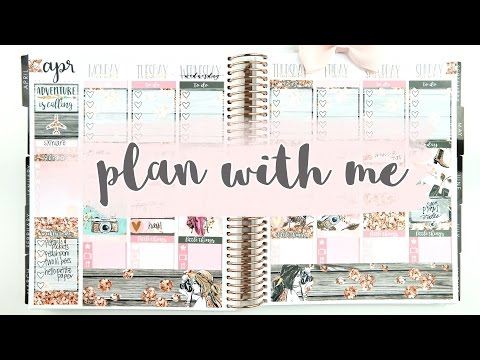Plan with Me: Go Wild! // Shop Jessica Hearts