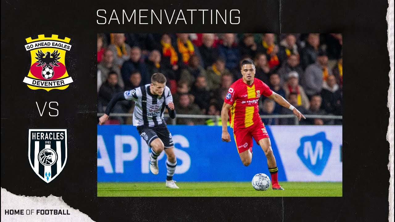 Download Samenvatting Go Ahead Eagles - Heracles Almelo (2021/2022)