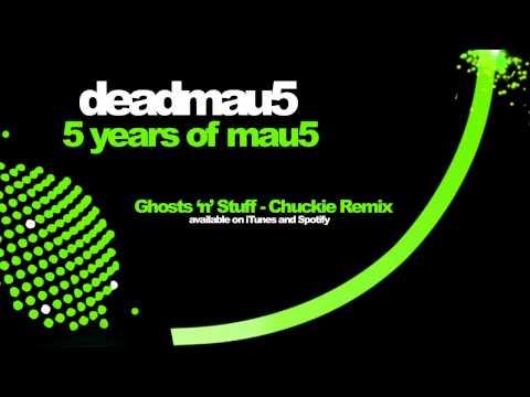 deadmau5 feat. Rob Swire - Ghosts 'n' Stuff (Chuckie remix)