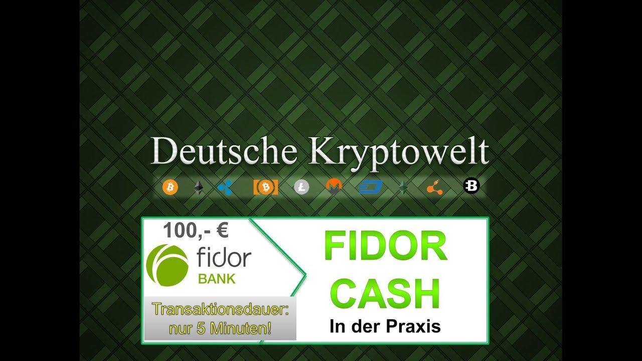 Fidor Bank Betrugsfälle