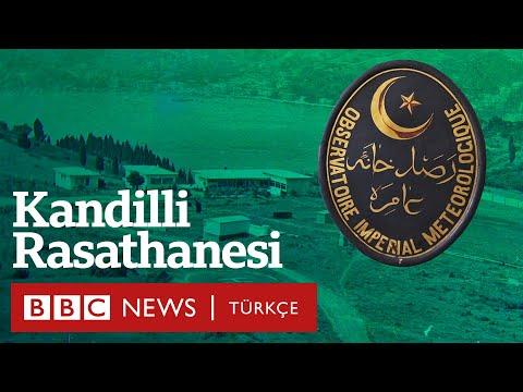Türkiye'nin 'gözetleme merkezi': Kandilli