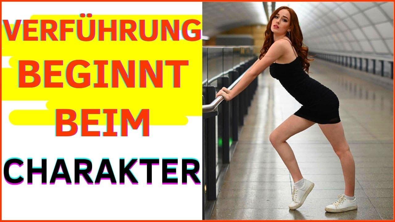 Flirten deutsche frauen