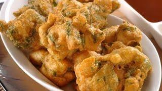 Crispy Pakore Recipe How To Make  Delicious Appetizer Recipe Crispy Pakore At Home Sonia