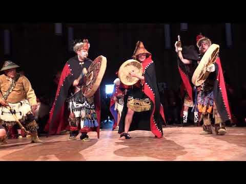 Adäka Festival: Tlingit-Māori Dance