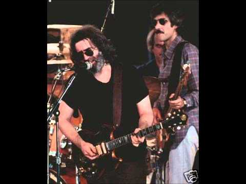 Jerry Garcia Band -  Palo Alto, CA 5 28 81