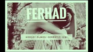 FERHAD - HERŞEY ÖLMESİ GEREKTİĞİ GİBİ 4
