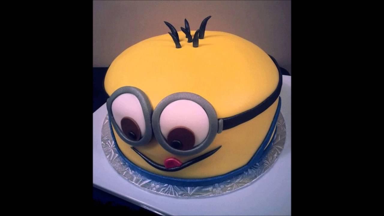 Pasteles y tortas para ni os ideas de decoracion youtube - Decoracion cumpleanos para ninos ...