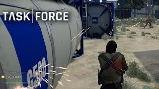 10 Minutes of Task Force Alpha Gameplay