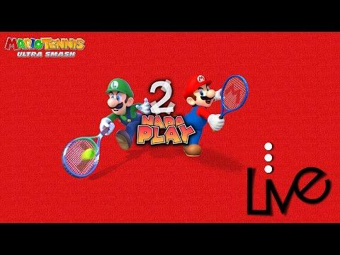 nadaPLAY - Mario Tennis: Ultra Smash #1 - Indonesia [Wii U]