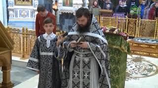 День памяти преподобномученицы Евдокии в Ташкенте
