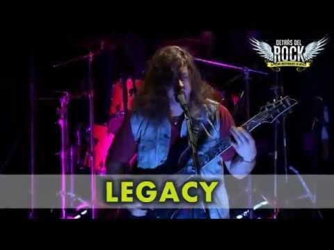 Legacy – Dragon's Den (Detrás del Rock Sessions: Circo Volad