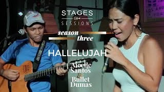 Aicelle Santos & Bullet Dumas - Hallelujah (Bamboo) - Live at the Stages Sessions