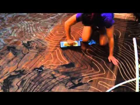 Topography Floor