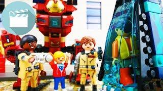 Playmobil Film Ghostbusters deutsch | DAS ENDE VON JONAS - LEGO AVENGERS kommen zu spät TEIL2
