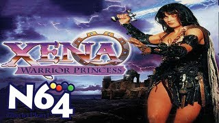 Xena Warrior Princess - Nintendo 64 Review - HD
