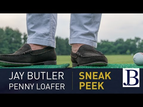 Jay Butler Cromwell Penny Loafer Sneak Peek | GENTLEMAN WITHIN