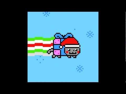 Christmas Nyan Cat [Original]