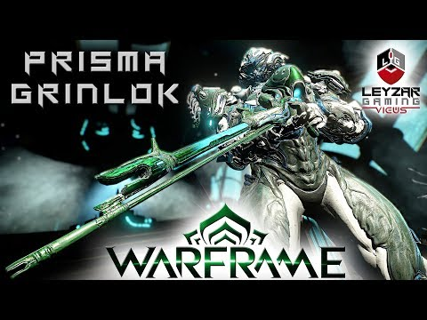 Prisma Grinlok Build 2019 (Guide) - The Lever-Action Lord (Warframe Gameplay) thumbnail