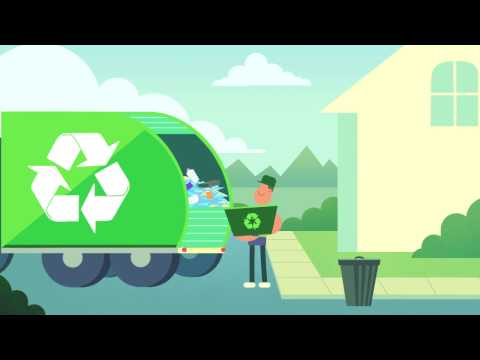 The Paper Recycling Process