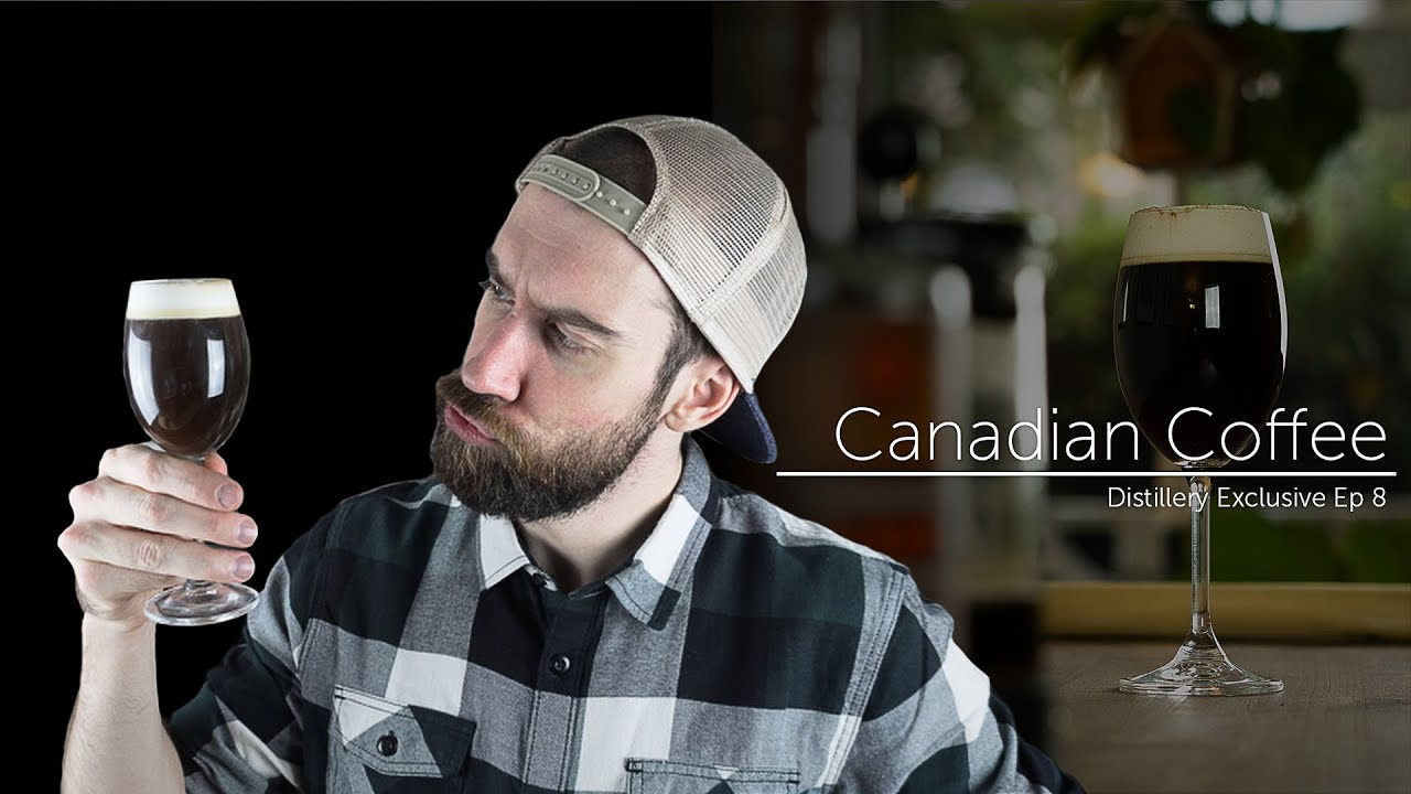 Odd Society Spirits Canadian Coffee - Distillery Exclusive Ep 08
