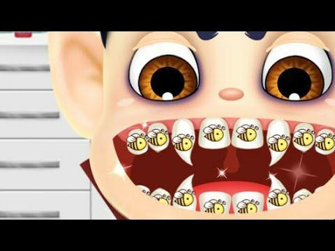 Libii Dentist Kids App Game