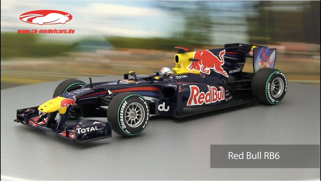 s vettel red bull rb6 formel 1 weltmeister abu dhabi gp 2010 minichamps youtube. Black Bedroom Furniture Sets. Home Design Ideas