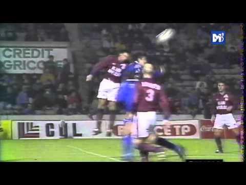 Le Bordeaux de Zidane s'incline face à Bastia