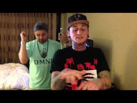 KoolWhip _Rapping over Beat & BeatBoxIN_ in HOTEL Rhode Island