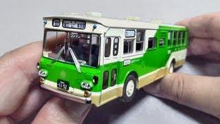 トミカリミテッドヴィンテージ いすゞ BU04型バス 東京都交通局
