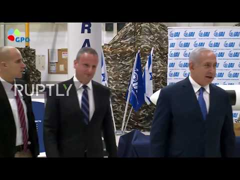 Israel: Israel developing weapons 'no other country has' - Netanyahu
