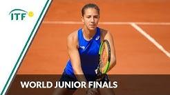 LIVE: Day 2 ITF Junior Finals 2019 | ITF