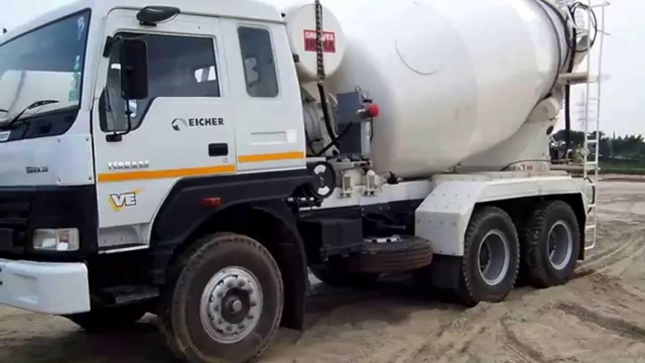 Eicher Terra 25 Rmc Truck Youtube