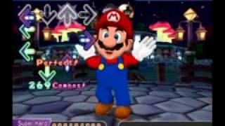 Dance Dance Revolution: Mario Mix - Where