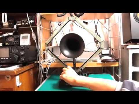 Vacuum Tube Radio (0-V-2)