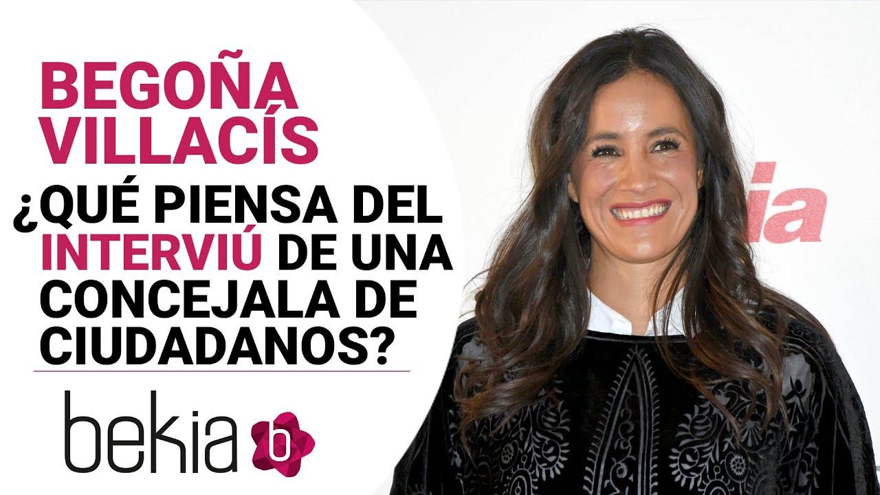Qué Piensa Begoña Villacís Del Desnudo De La Exconcejal De Ciudadanos Carmen López