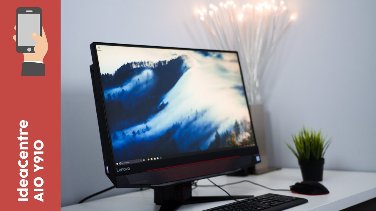 Lenovo Ideacentre Aio Y910 Review