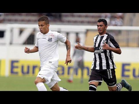 Santos 0 (2) x 0 (3) Ceará | Copa SP 2016 (09/01/16)