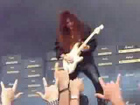 Yngwie Malmsteen - Crown of Thorns - Gods of Metal 2008