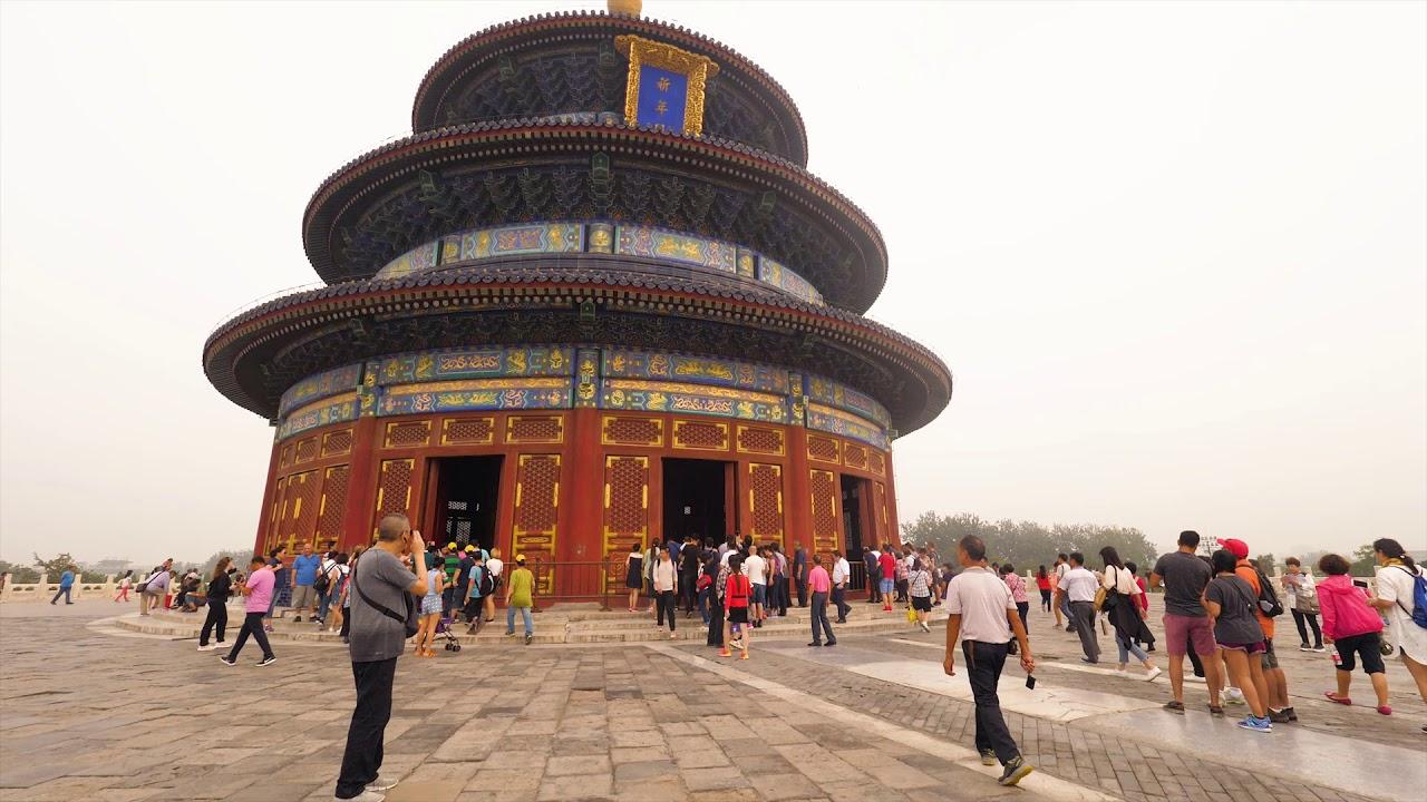 Grote Foto Op Muur.1 Beijing De Grote Muur Hoogtepunten Van China Youtube