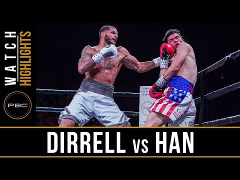 Dirrell vs Han FULL FIGHT: April 28, 2018 - PBC on FOX