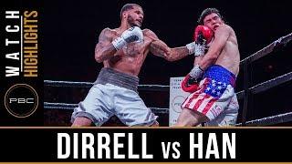 Dirrell vs Han FULL FIGHT: April 28, 2018 - PBC on FOX