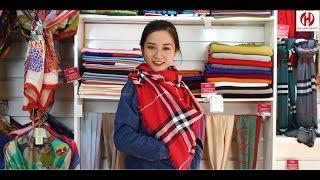 15 cách quàng khăn đẹp mà đơn giản đến không ngờ