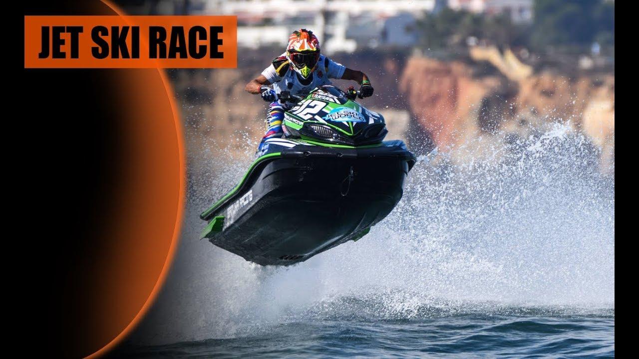 Jet ski race